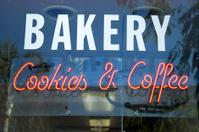 Bakery, cookies & coffee