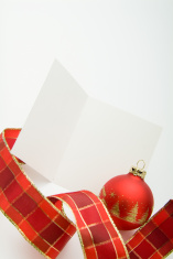 Blank Greeting Card Series