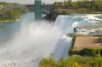Niagara Falls from American side