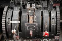 World War II Era Military Transport Throttle