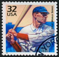 First World Series Stamp
