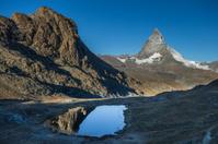 Matterhorn reflection in a lake