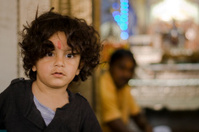 Child in Temple