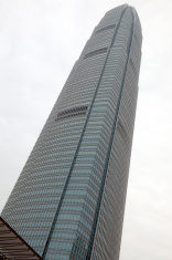Skyscraper in Hong KOng China