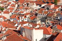 Alfama roofs