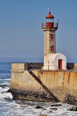 Lighthouse of Porto (Portugal)
