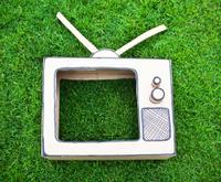 handmade toy television