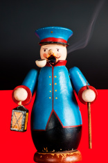 incense smoker night watchman