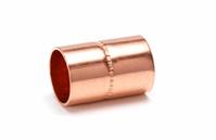 Straight copper coupler