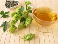 Tea with hops