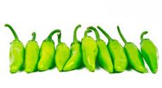 Green Chillies (Jalapenos)