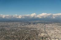 Los Angeles Skyline Aerial