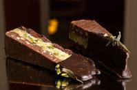 Luxury handmade white chocolate candy