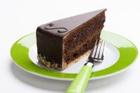Chocolate cake (Sachertorte)