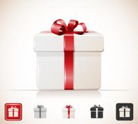 Single Icons-Gift Box