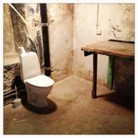 Grungy Toilet