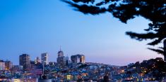 Beautiful San Francisco Skyline