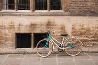 Vintage Bicycle at Cambridge, UK