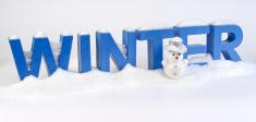 Winter - seasons at words