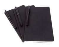 Three Notebooks