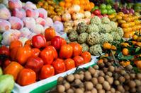 Fruit and Vegatables in Market Vietnam