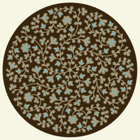 Amir Floral Ornament