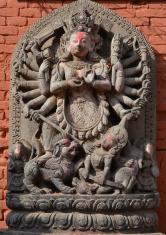 Hindu Goddess Durga, Nepal