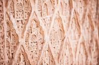 Moroccan stucco ornaments