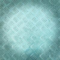 Background of metal diamond plate pattern