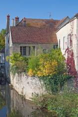 Noyers,Burgundy,France