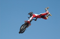 Motocross trick