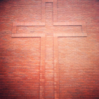 Cross of Bricks