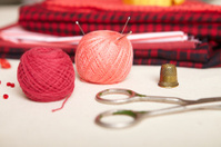 Materials for needlework