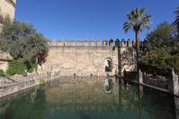 Alcazar of Cordoba, Andalusia Spain