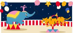 Animal Circus Show