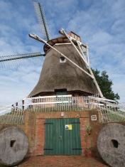 Mill in eastern frisia