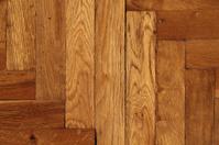 Part of a parquet floor