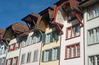 Row Houses in Aarau