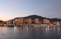 Marina of Estepona, Spain