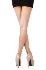 Business woman leg