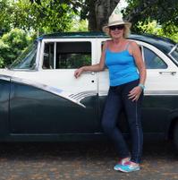 Fifties style in Cuba