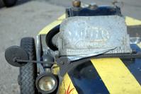 Vintage Racing Car.