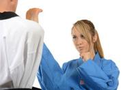 Self-Defense Kick