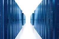 Server Room at Data Center