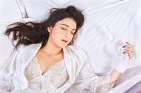 Sleeping when caught flu
