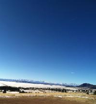 Colorado Square Landscape