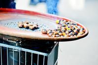 Roasted Chestnuts on Paris Street