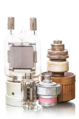 Various Vacuum powerful lamps