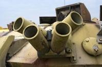 Smoke Grenade Launcher
