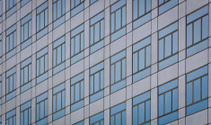 Glass windows pattern